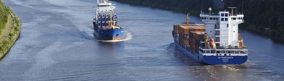 Waterway navigation